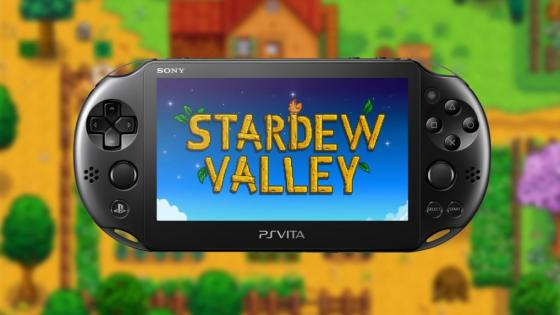Stardew Valley disponible en PS Vita - Stardew Valley llegará a PS Vita el 22 de mayo