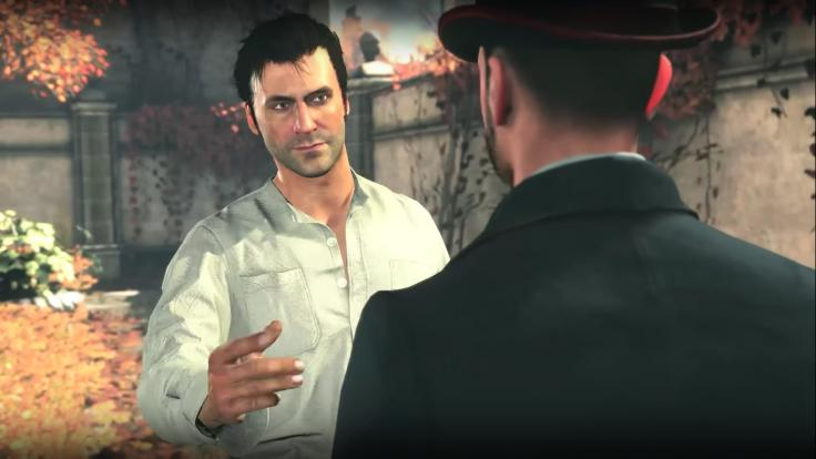 A gameplay picture from Sherlock Holmes: Devils Daughter