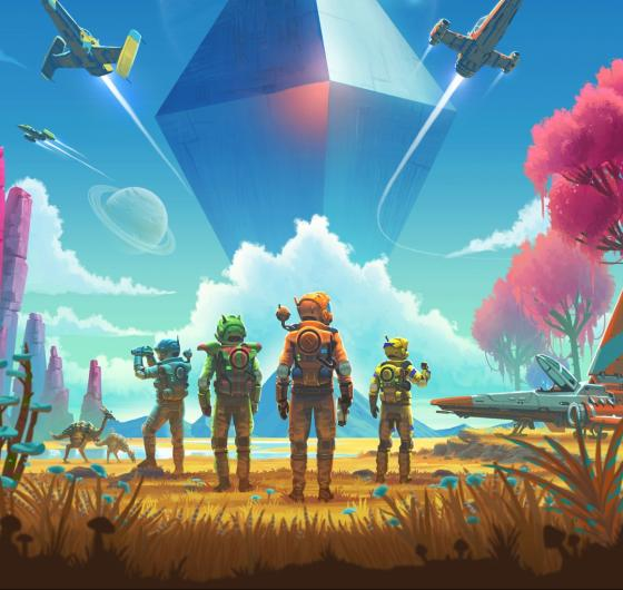 No Mans Sky Multiplayer - Hello Games introducirá el sistema multijugador en No Mans Sky