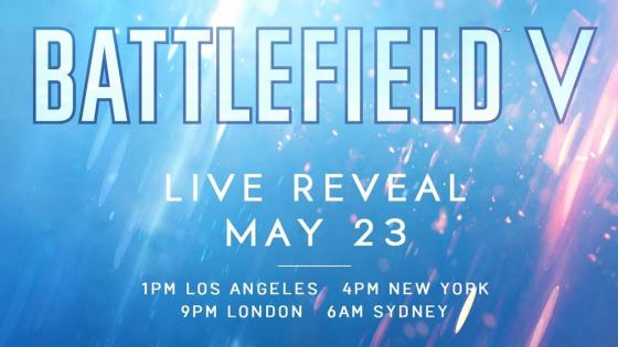 Battlefield V live Reveal - Follow Live the Battlefield V Reveal