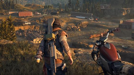 Days Gone trailer de su gameplay - Trailer de Days Gone, otro exclusivo de Playstation 4