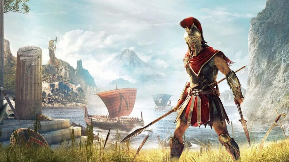 Assassins Creed Odyssey - El mapa de Assassins Creed Odyssey será el mayor de la saga