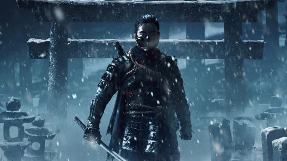 Ghost of Tsushima - Ghost of Tsushima: E3 Trailer