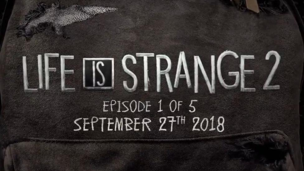 Life is Strange 2 Teaser Trailer - Teaser Trailer de Life is Strange 2