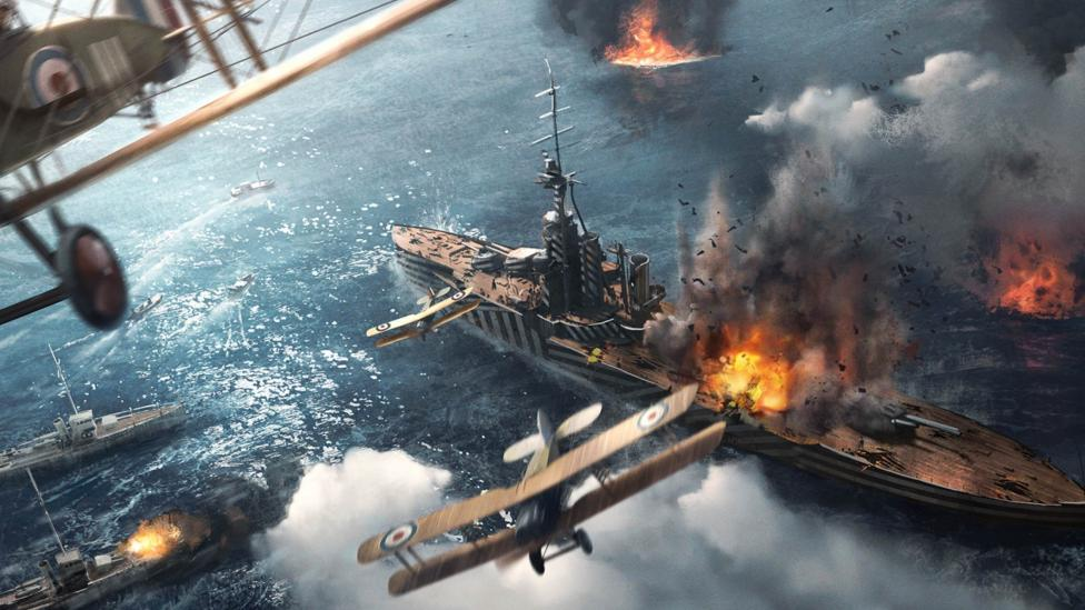 Battlefield 1 Turning Tides - Turning Tides está disponible gratis para Battlefield 1