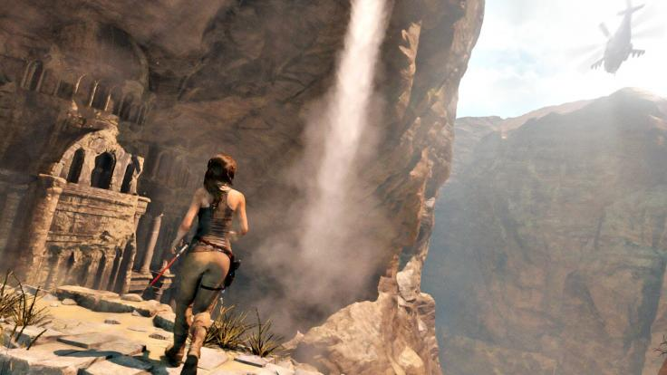 Una imagen de Rise of the Tomb Raider