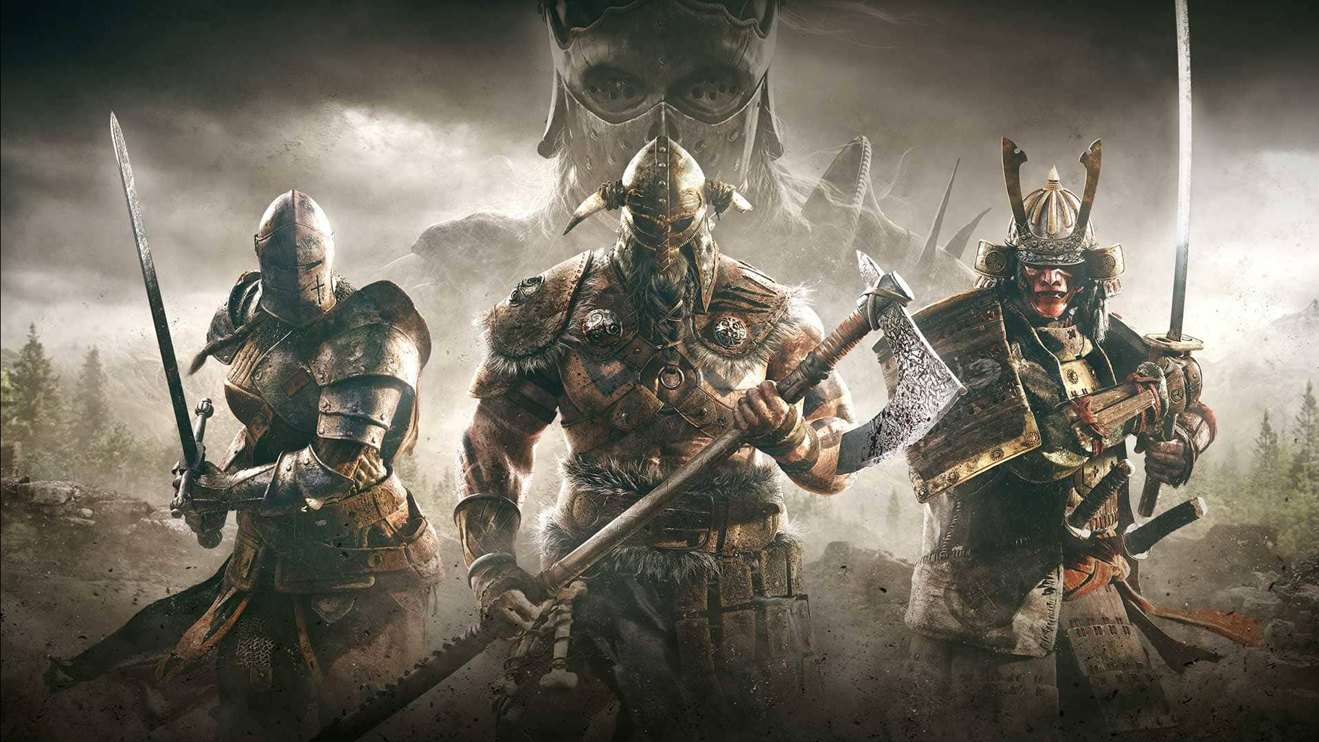 For Honor en Games With Gold