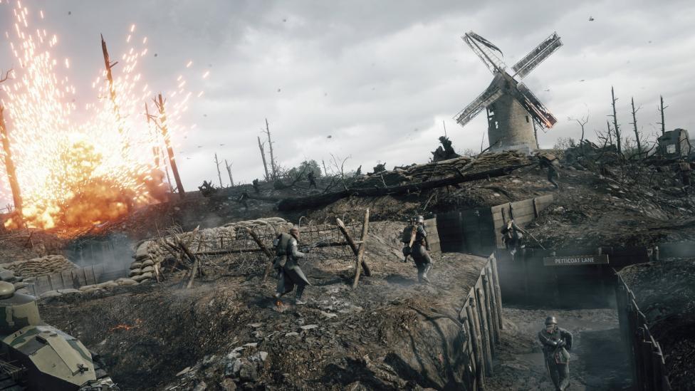 Estado actual de Battlefield 1: ¿están los jugadores cansados?