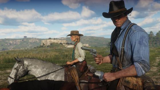 Red Dead Redemption 2 - Red Dead Redemption 2: Primer gameplay oficial