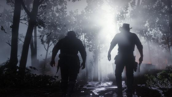 First Impressions Red Dead Redemption 2