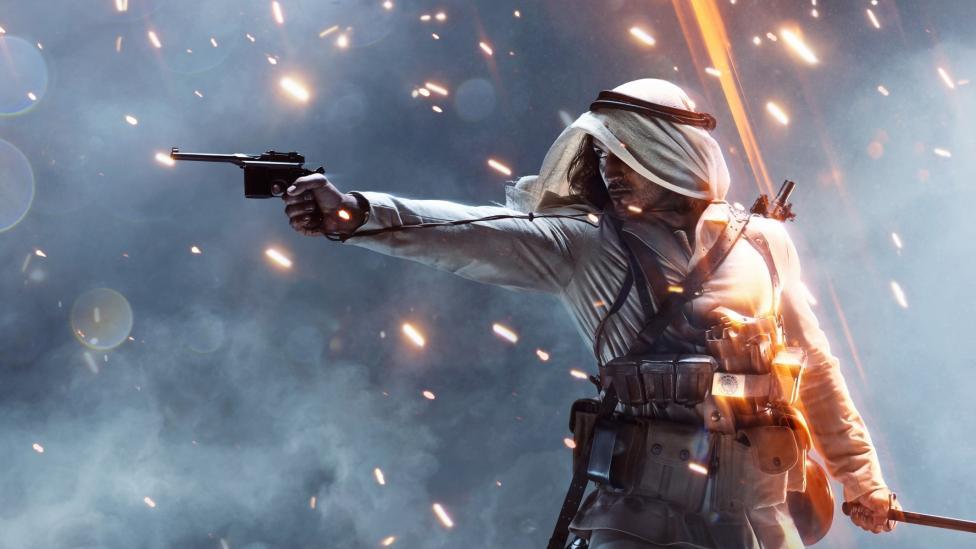 Un jugador de Battlefield 1 participa en eSports pese a su discapacidad