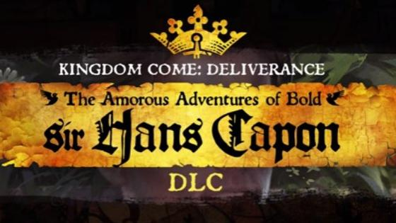Kingdom Come Deliverance DLC - Trailer del DLC de Aventuras Amorosas de Kingdom Come: Deliverance