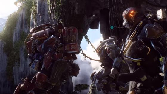 Anthem Gameplay - Anthem: Video Gameplay E3