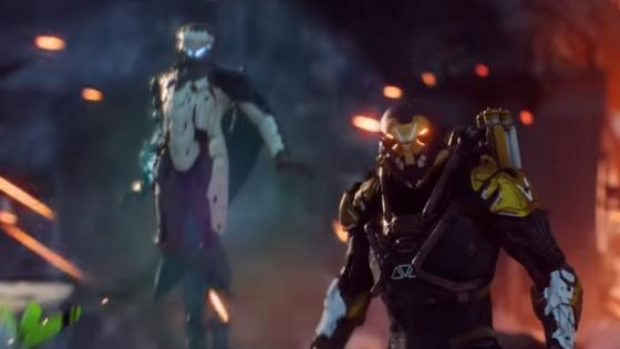 Anthem Gameplay - Nuevo trailer gameplay de Anthem