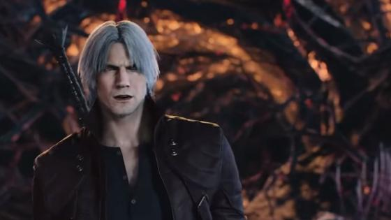 Devil May Cry 5: Trailer TGS 2018