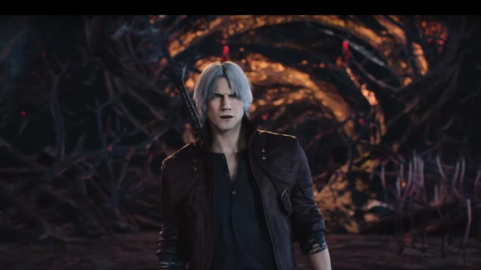 Trailer Devil May Cry 5 - Devil May Cry 5: Trailer TGS 2018