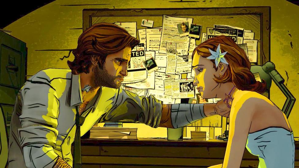 The Wolf Among Us, de The Telltale Games - Telltale Games en problemas
