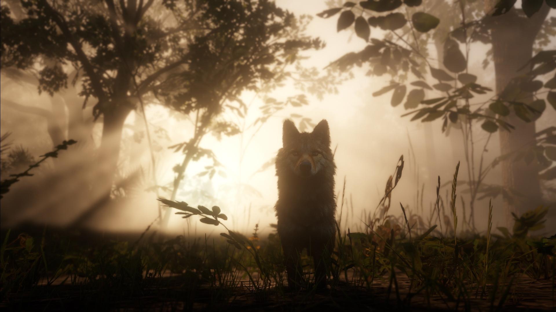 Red Dead Redemption 2 muestra detalles de su fauna salvaje