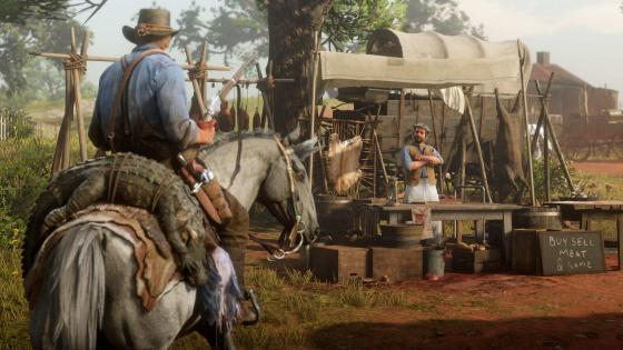 Red Dead Redemption 2 necesitará 88.57GBs en Xbox One y 105GBs en PS4