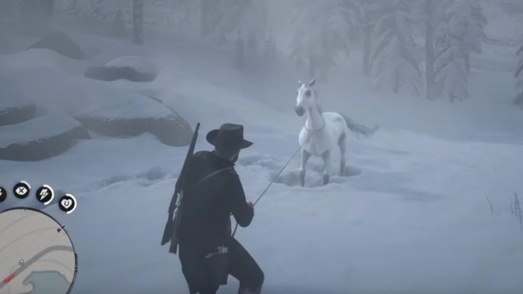 Caballo Árabe en Red Dead Redemption 2