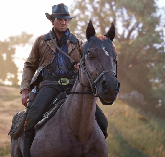 El mejor caballo de Red Dead Rerdemption 2 - Get the best horse in Red Dead Redemption 2 for free
