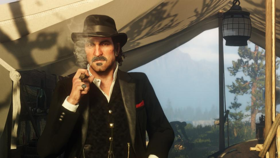 Dutch en Red Dead Redemption 2 - Find a Pipe for Dutch in Red Dead Redemption 2