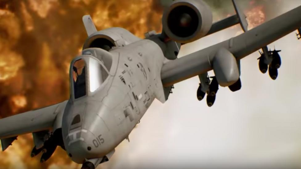 Ace Combat 7 - Ace Combat 7: Skies Unknown Teaser Trailer