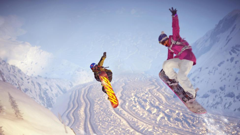 Steep, PS Plus enero - Ya disponibles los juegos gratis de PS Plus para enero