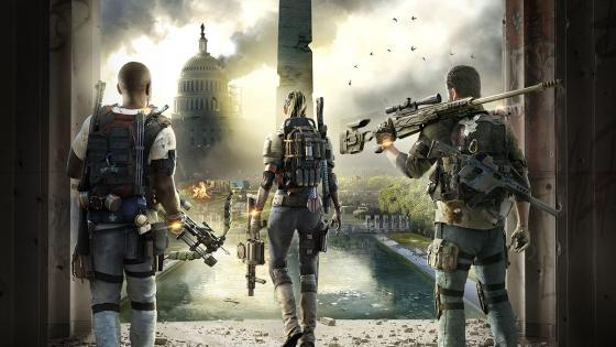 The DIvision 2 Ubisoft - Ubisoft publicará The Division 2 en Epic Games Store