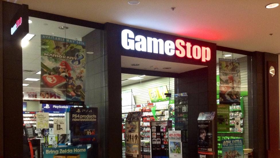 GameStop Shop - GameStop stock fall: 27% loss in one day after the company selling cancels
