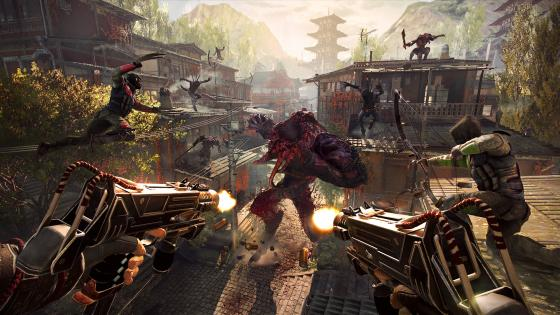 Shadow Warrior 2 en el Humble Bundle de PS4 - Humble Bundle launches a pack of indie games for Playstation 4