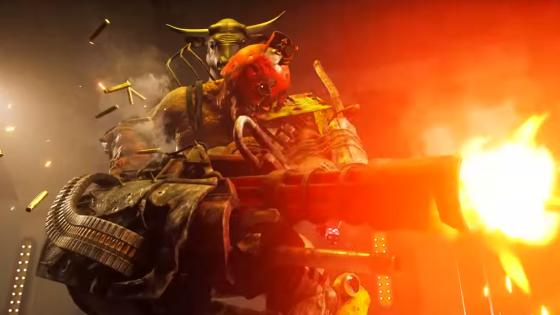 Rage 2 Boss - Rage 2 Update: a new gameplay video with 15 minutes of content