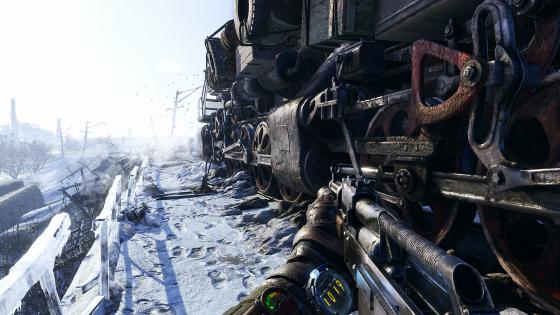 Metro Exodus - Multiplayer files found in Metro Exodus
