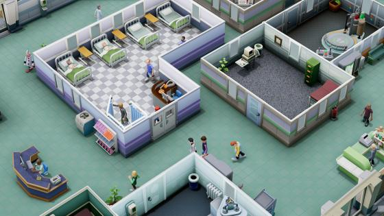 Two Point Hospital DLC - Trailer de Two Point Hospital: Pebberly Island