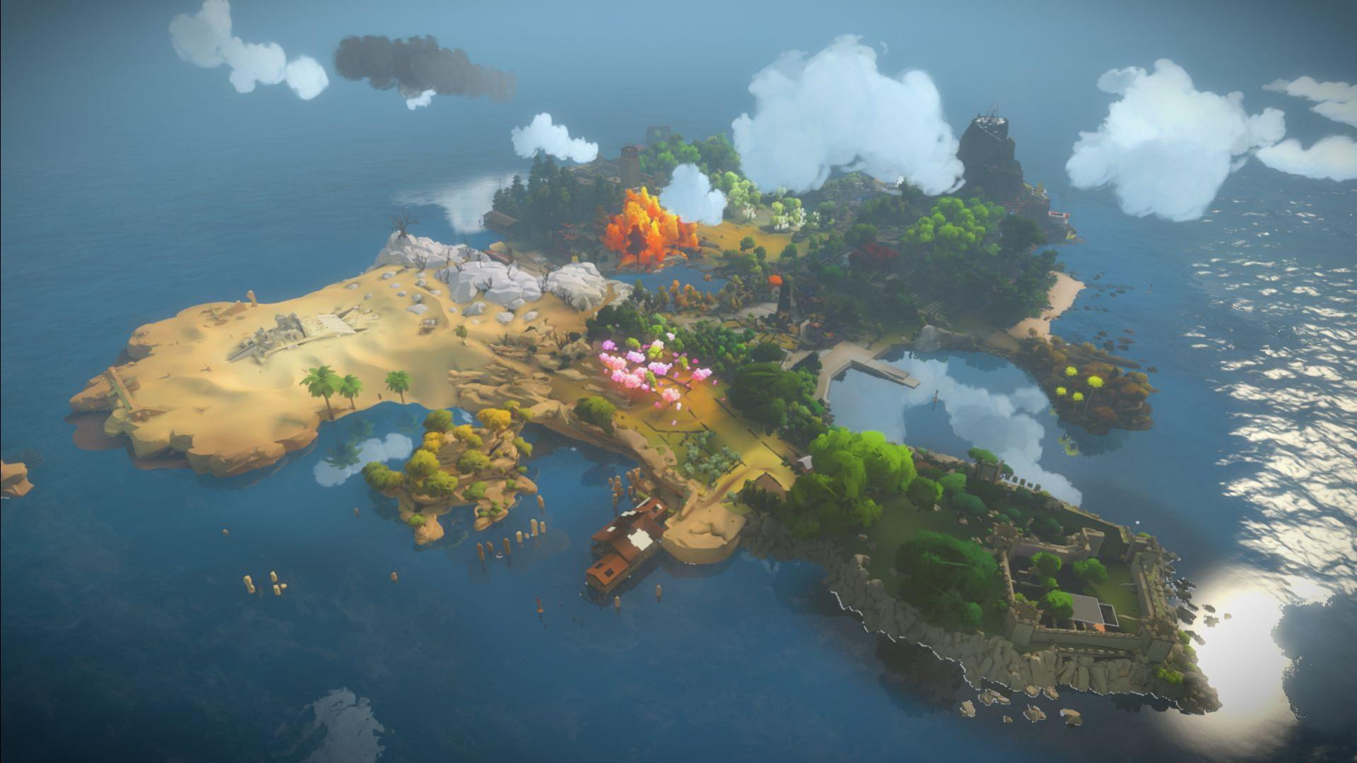 The Witness Isla