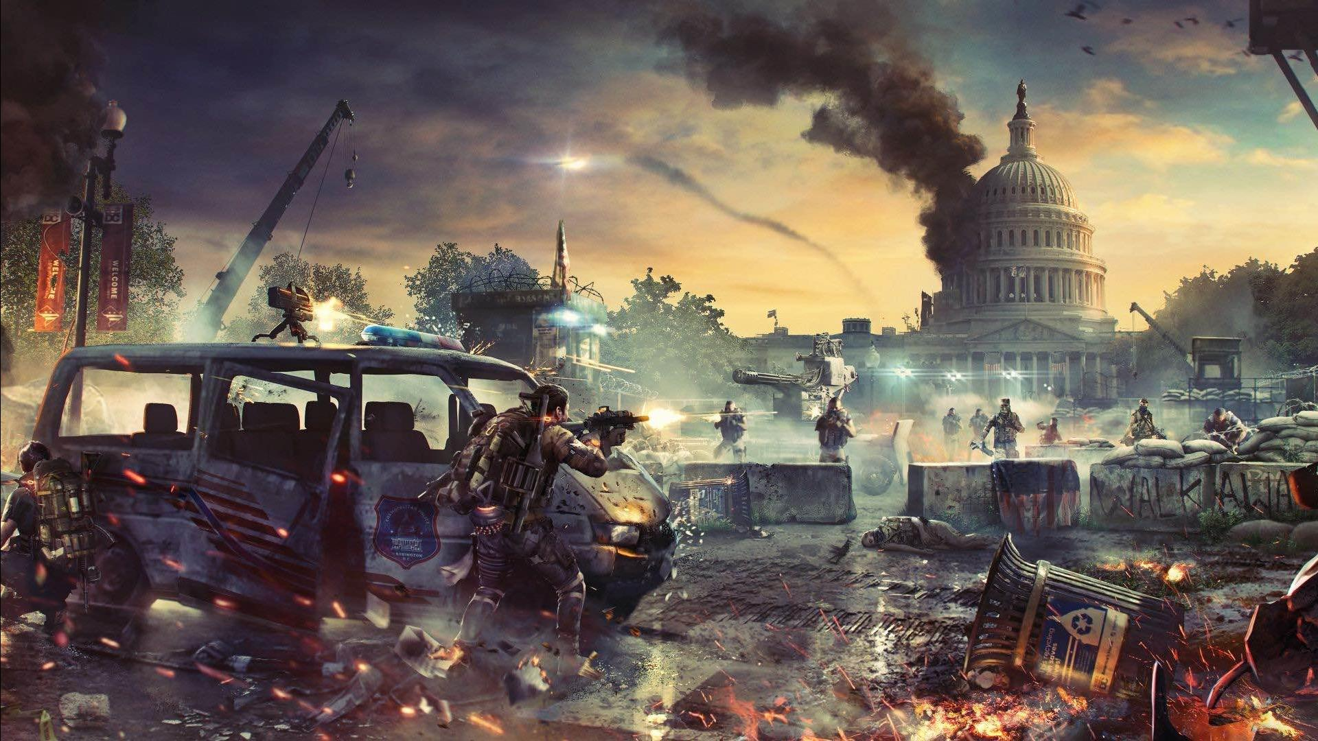 The Division 2 Guia