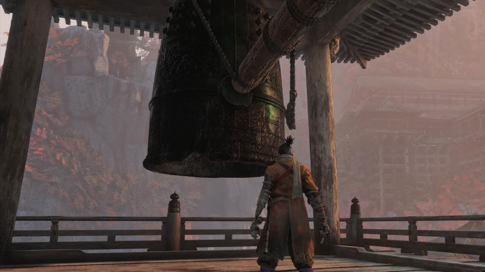 Sekiro Demon Bell