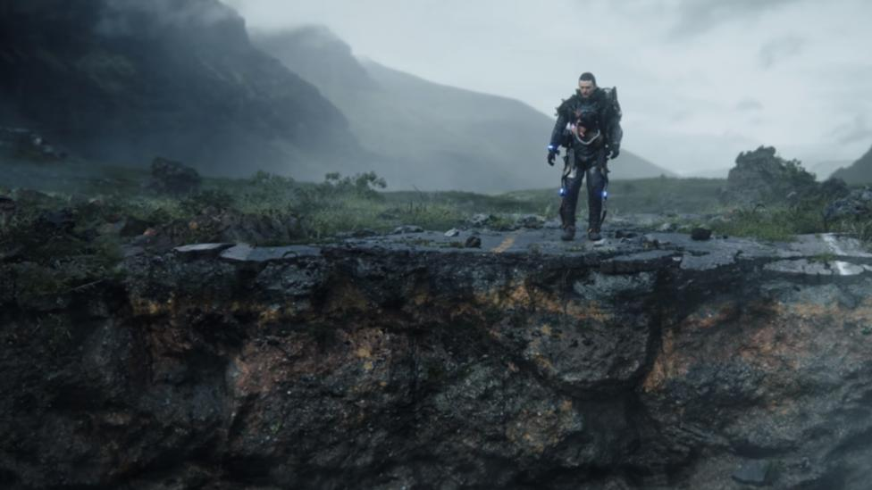 Death Stranding Trailer - Death Stranding, Trailer promocional de PS4