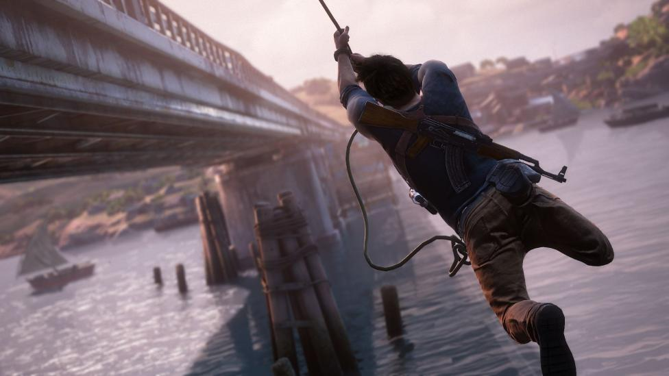 Uncharted 4 - Se filtran los juegos gratis de PS Plus de abril 2020